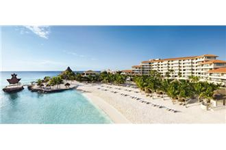 Dreams Puerto Aventuras Resort & Spa - 1BR Condo Deluxe Garden View