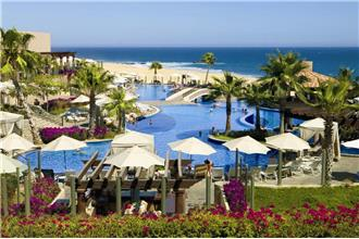 Pueblo Bonito - Sunset Beach - Super Executive (Quad Occupancy) Suite Ocean View + Jacuzzi King