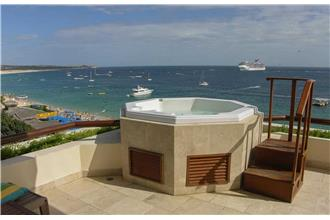 Cabo Villas Beach Resort - 5BR Penthouse Ocean Front + Private Hot Tub + Private Pool